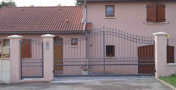 Portes, portails