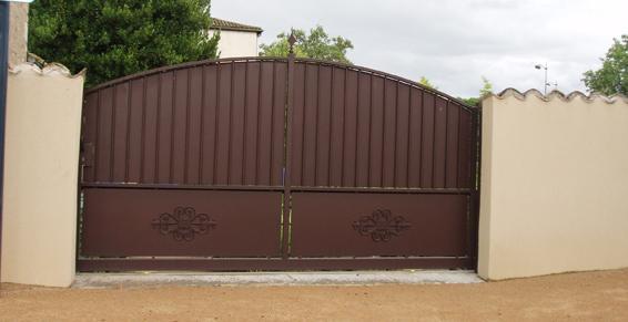 portail Taponas