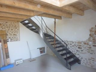 escalier Châtillon-sur-Chalaronne (01400)