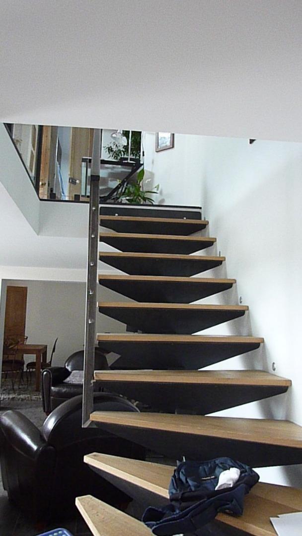 escalier Belleville - escalier Taponas